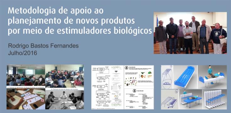 Tese - Projeto Bio-inspirado - Biônica